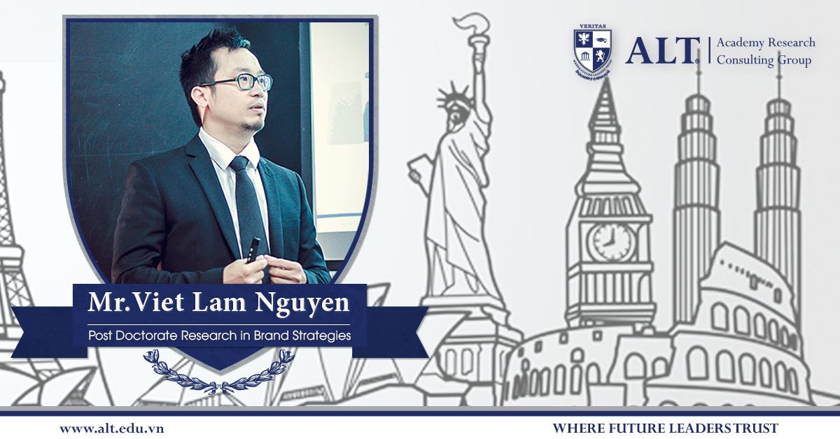 Diễn giả Nguyễn Việt Lâm