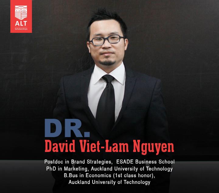 Diễn giả: Tiến Sĩ David Nguyễn Việt Lâm