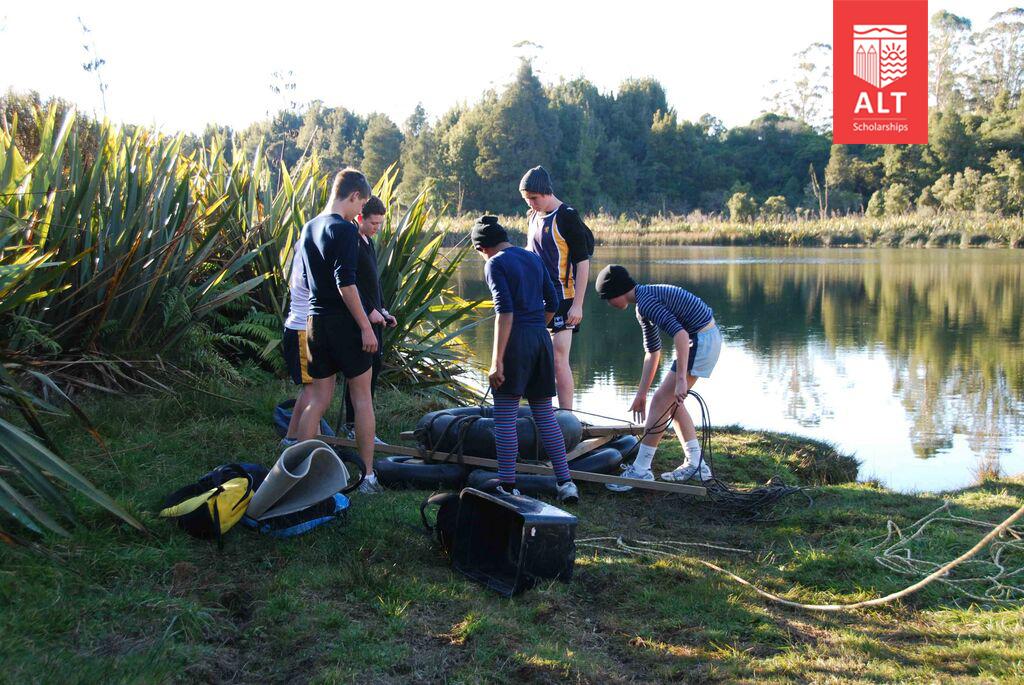 í do khiến các học viên luôn tự hào về trường Auckland Grammar School - New Zealand