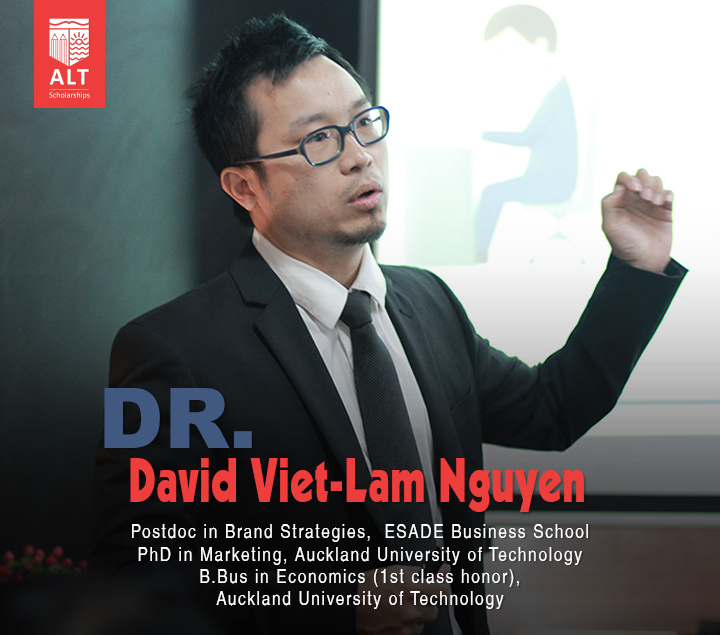 Diễn Giả Tiến Sĩ David Nguyễn Việt Lâm