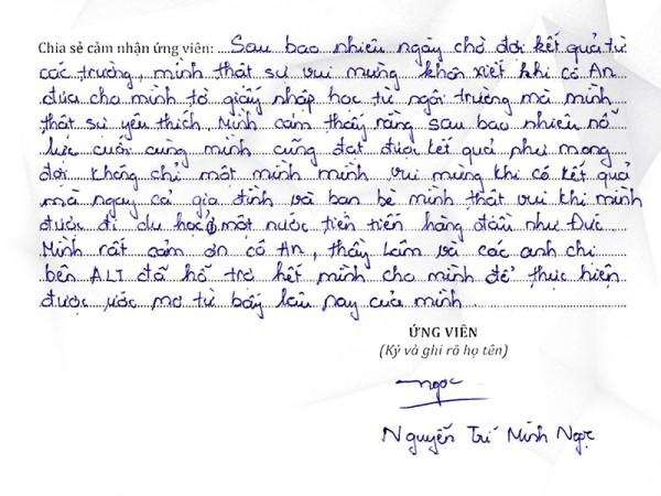 Nguyễn Trí Minh Ngọc