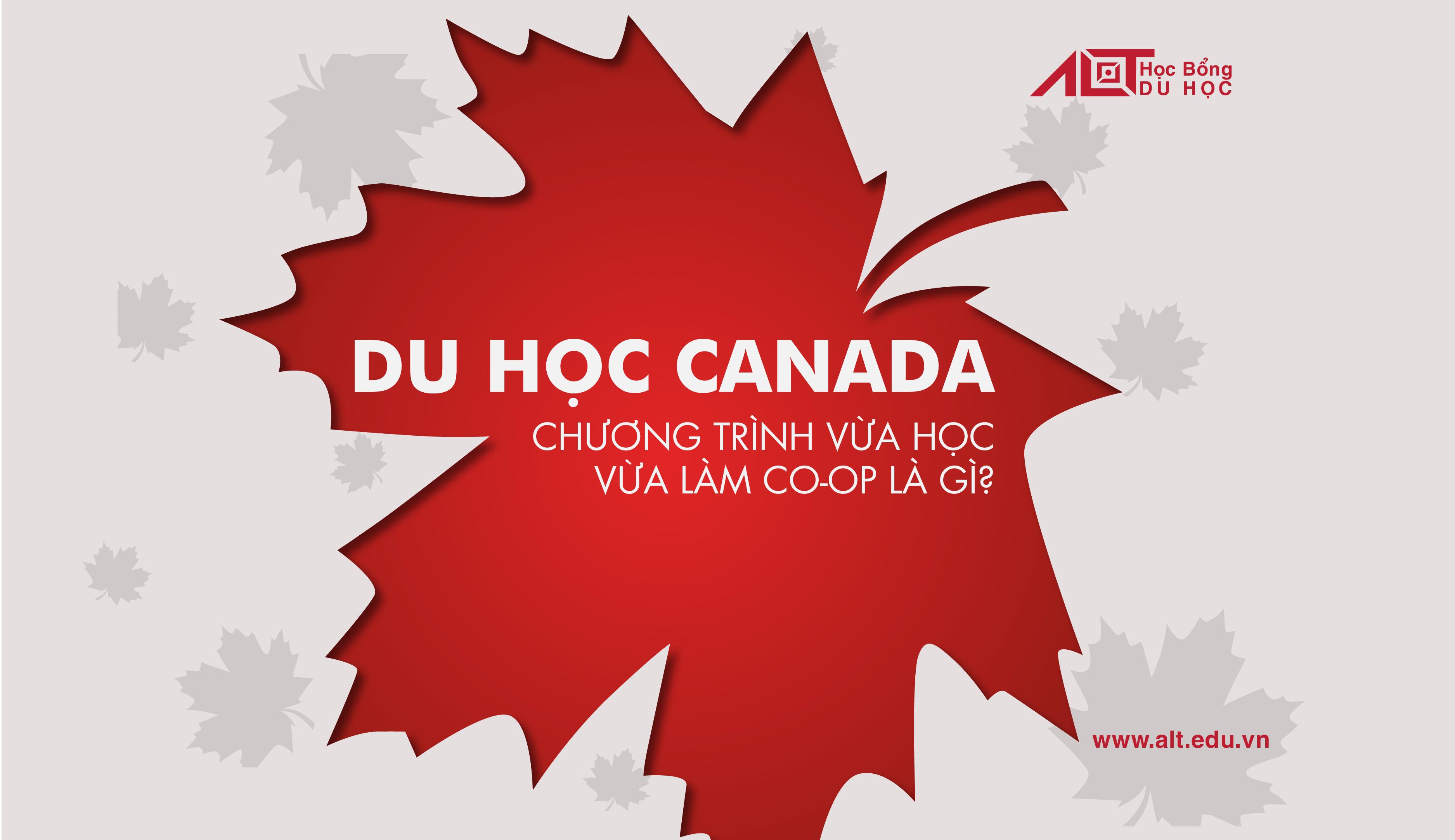 Du học Canada và chương trình Co-op