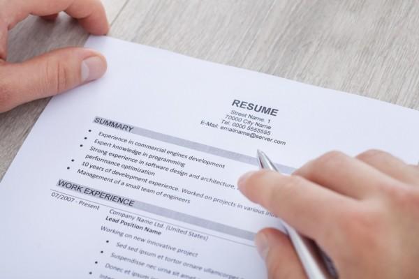 CV xin học bổng chuyên nghiệp