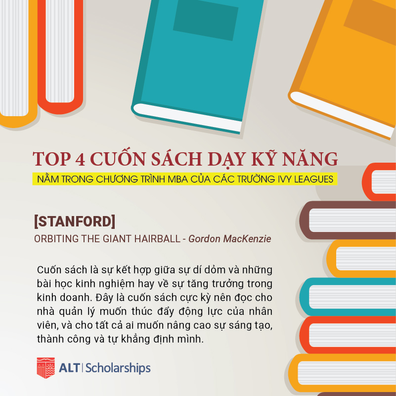 Sách kỹ năng về du học