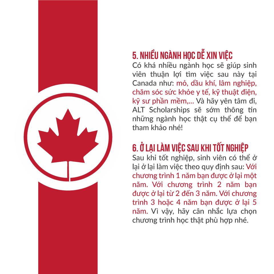 LÝ DO NÊN DU HỌC CANADA