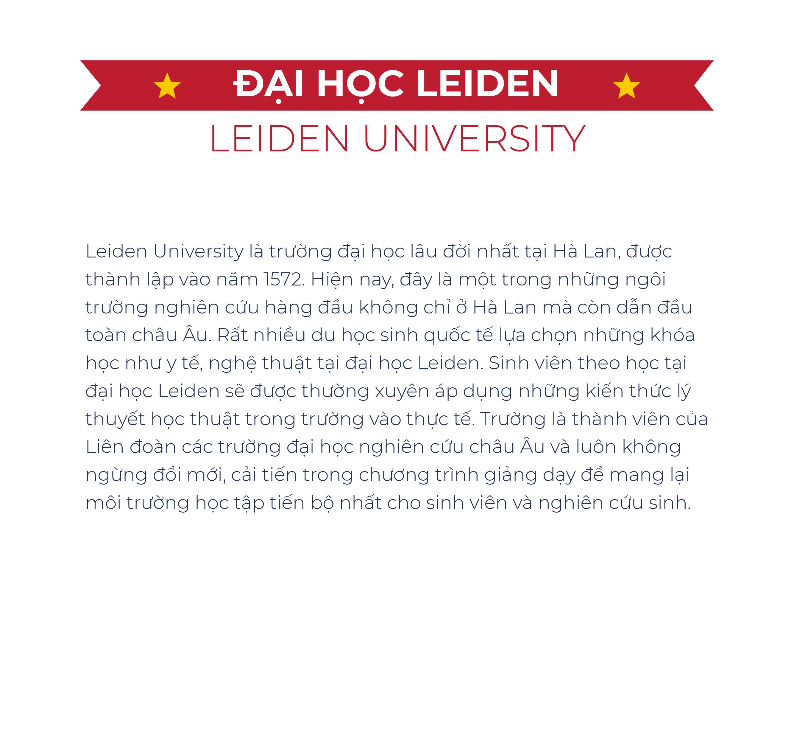 Đại học ở Hà Lan