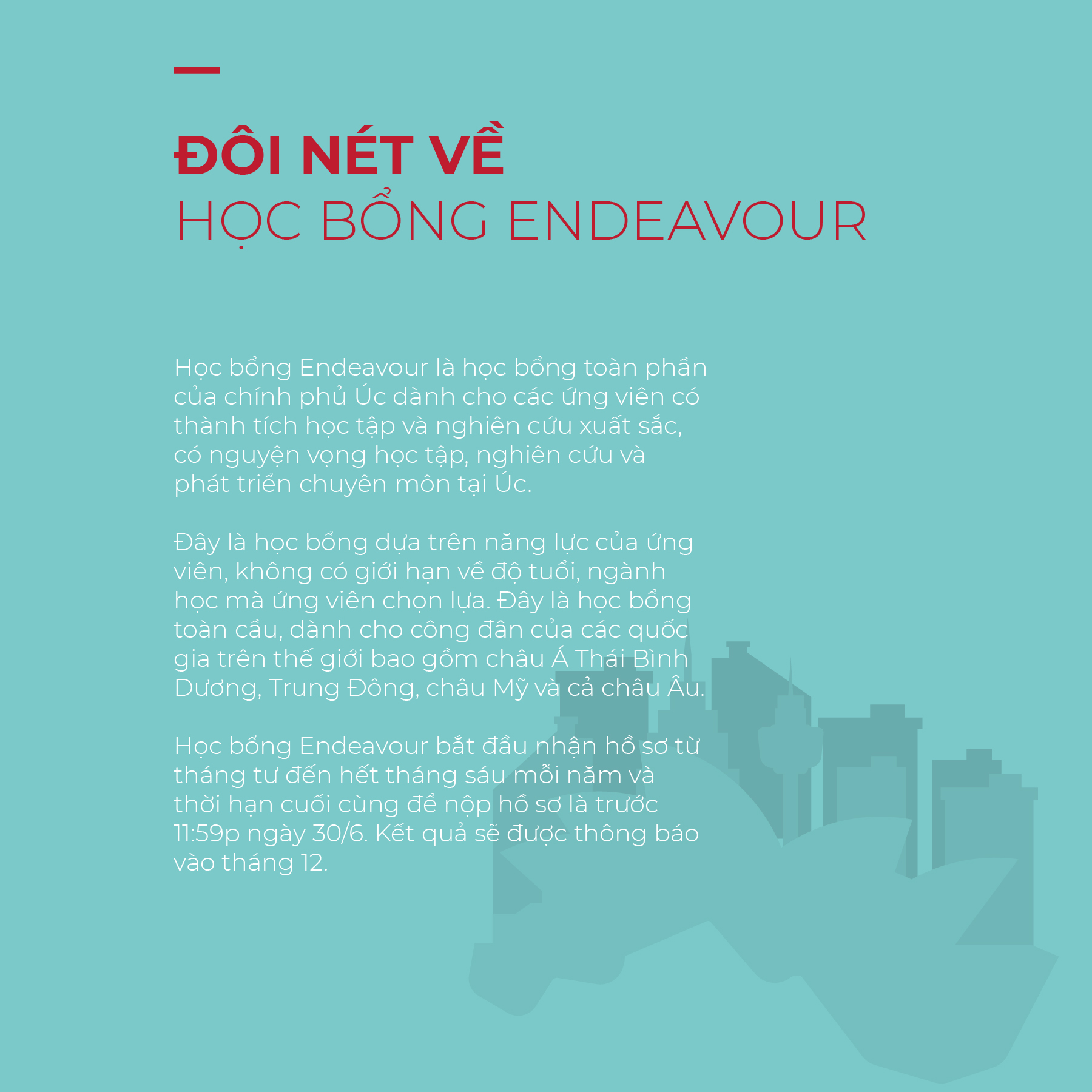 Học Bổng Endeavour