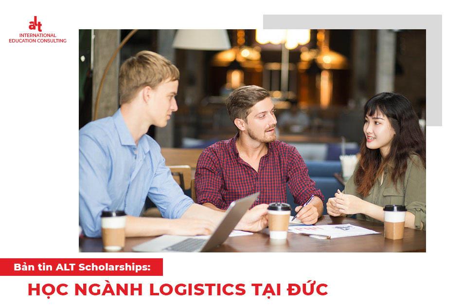Du học Đức ngành Logistics - Học Ngành Logistics tại Đức | ALT Scholarships