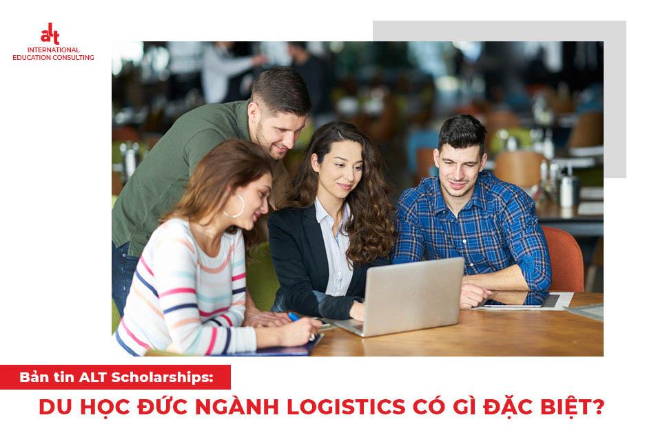 Du học Đức ngành Logistics - Học Ngành Logistics tại Đức có gì đặc biệt? | ALT Scholarships