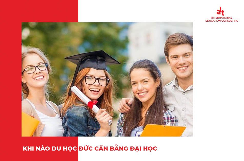 Khi nào du học Đức cần bằng đại học ?