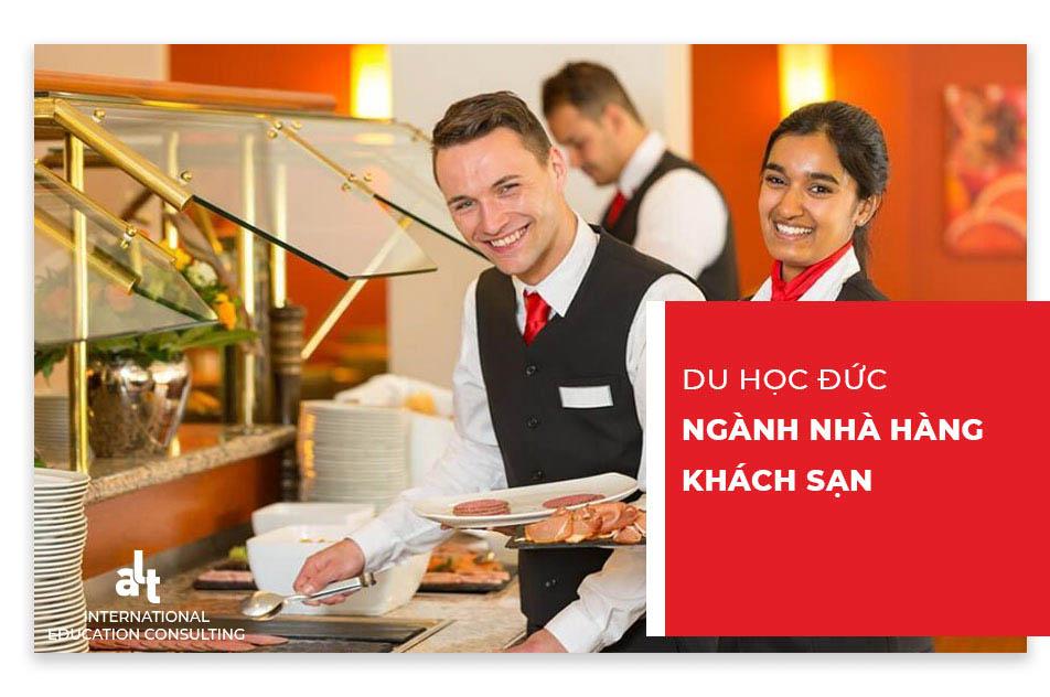 Du học Đức ngành du lịch nhà hàng khách sạn hot nhất năm | ALT Scholarships