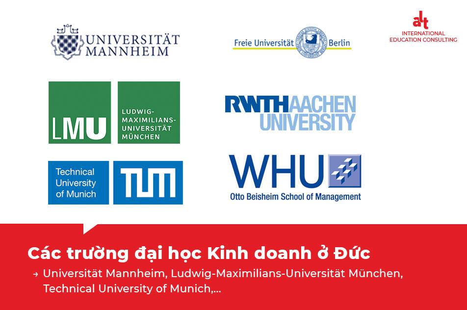 Các trường đào tạo Ngành kinh tế tài chính tại Đức | ALT Scholarships