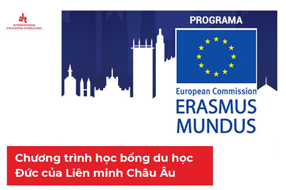 Chương trình học bổng du học Đức của liên minh Châu âu