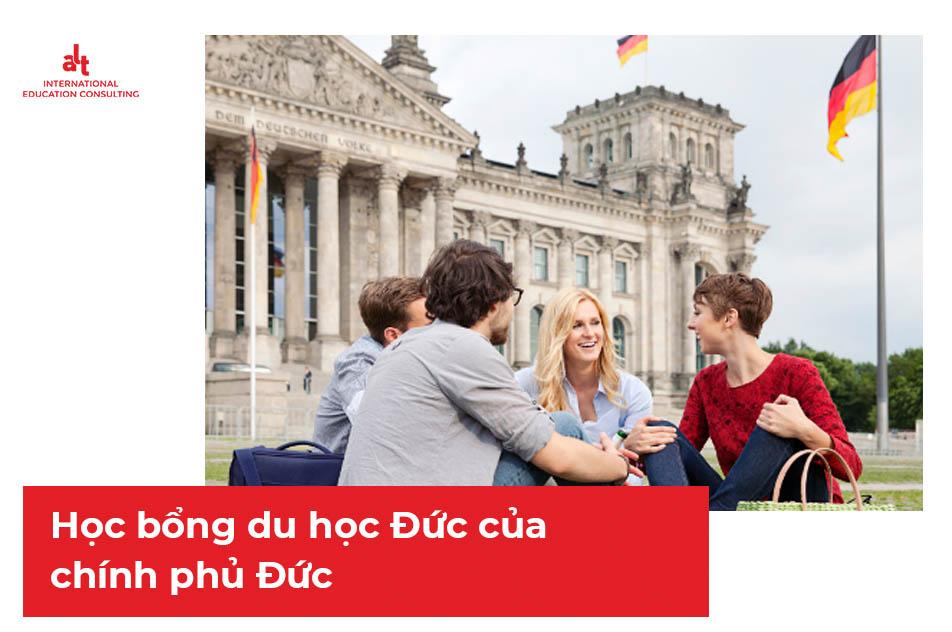 Chương trình học bổng du học Đức, và chính phủ Đức cấp thế nào?