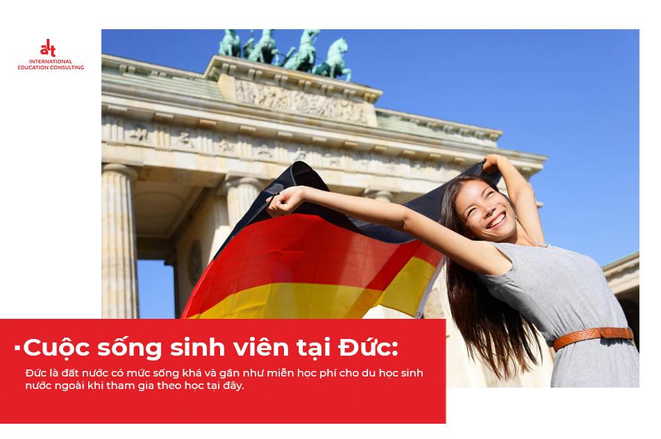Cuộc sống sinh viên tại Đức mỗi ngày