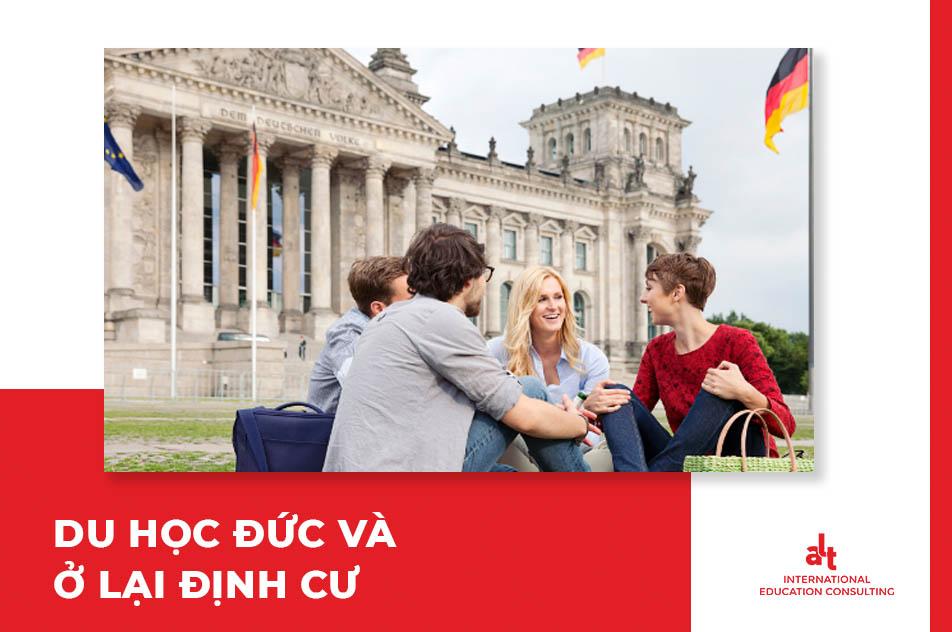 Điều kiện định cư tại Đức , du học Đức