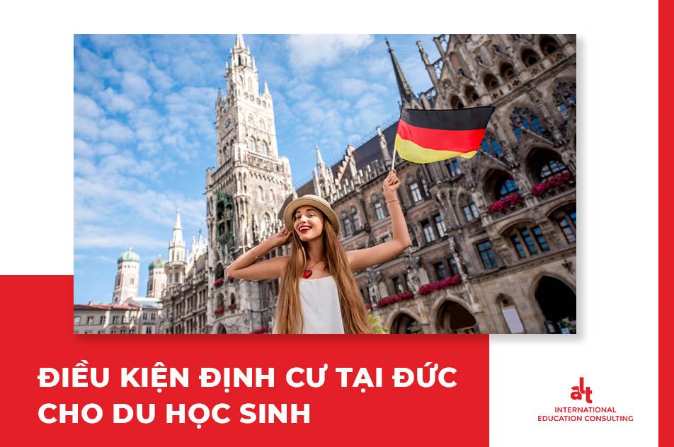 Điều kiện định cư tại Đức , du học sinh có nên ở lại không?