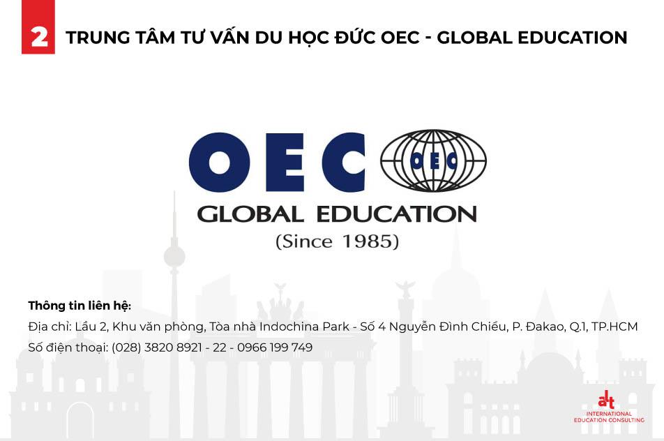 Trung tâm tư vấn du học Đức OEC