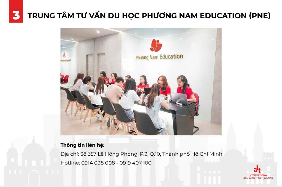 Trung tâm tư vấn du học Đức Phương Nam Education
