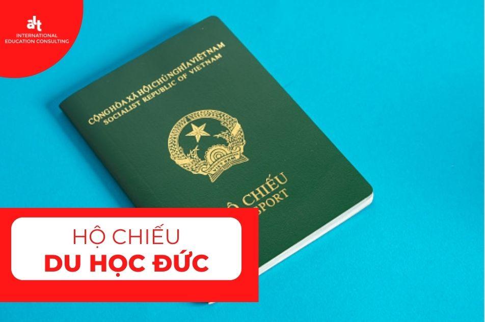 hồ sơ xin visa du học Đức