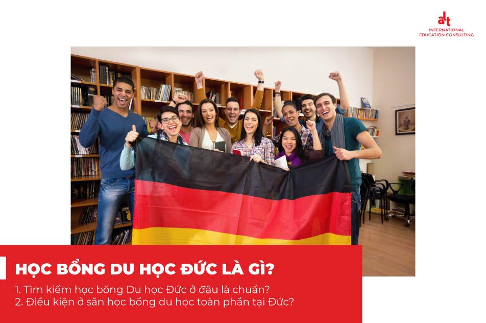 Học bổng du học Đức và những điều bạn chưa biết?