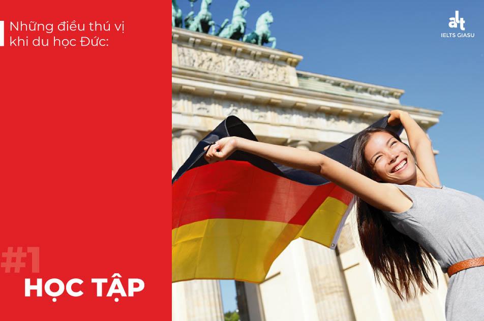 Điều thú vị khi du học Đức không thể bỏ lỡ