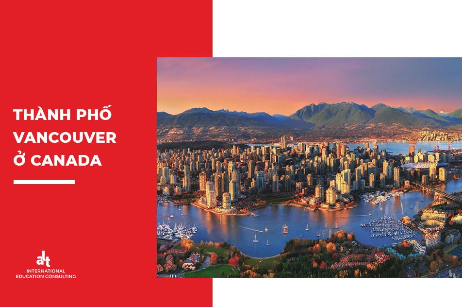 Top Thành phố đáng sống ở Canada
