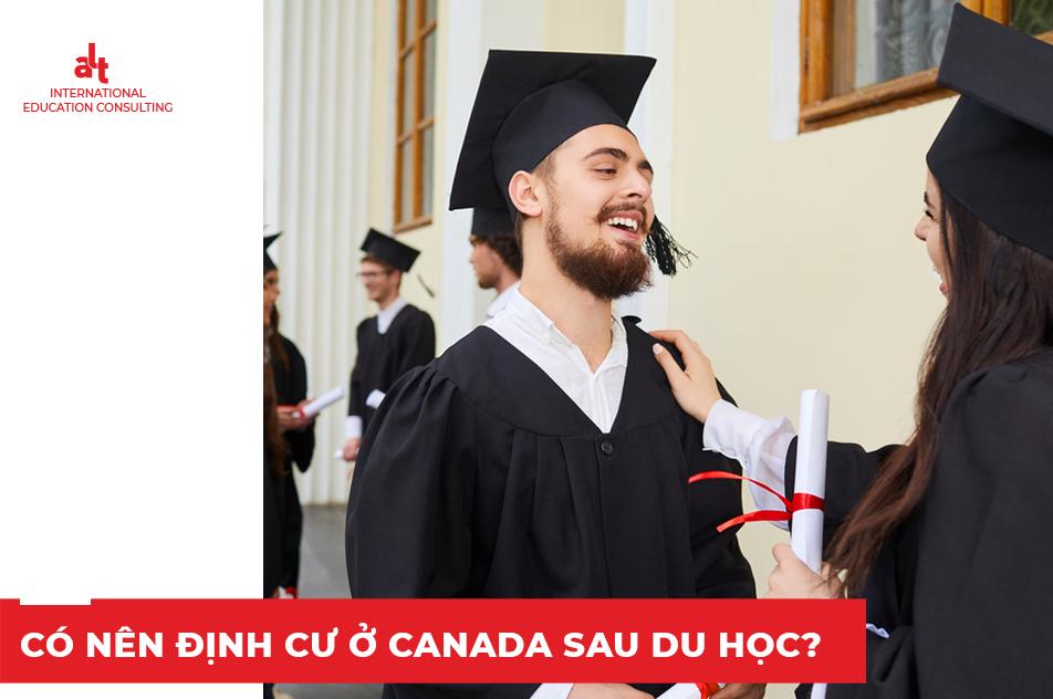 Du học cùng ALT Scholarships: Định cư ở Canada sau khi du học