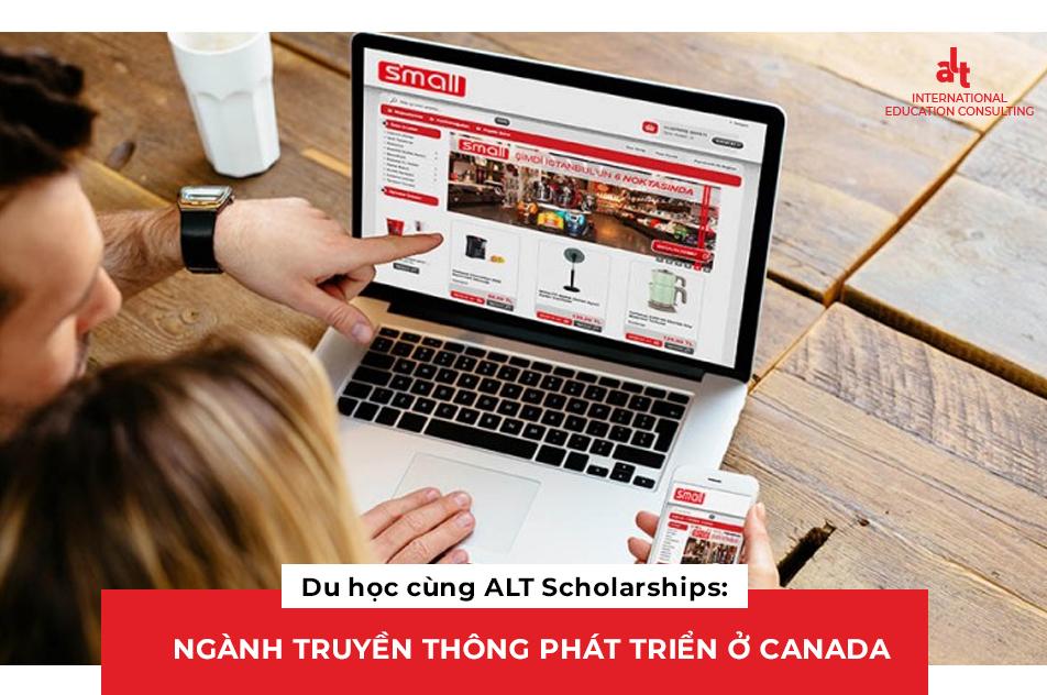Du học Canada ngành báo chí - truyền thông