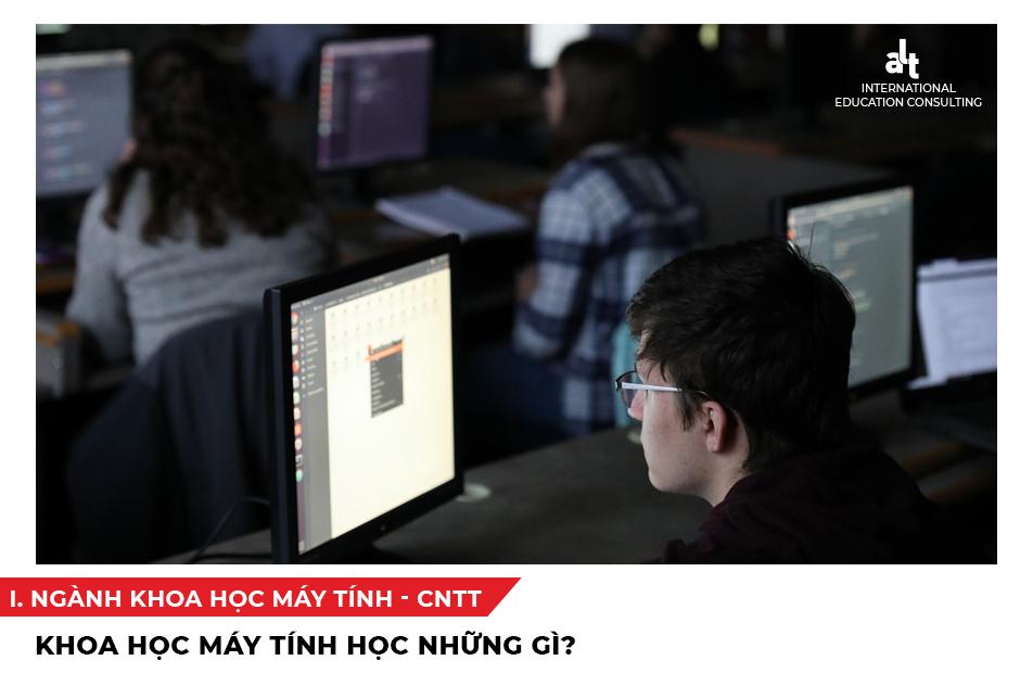 Góc nghề nghiệp: Ngành Khoa học máy tính - CNTT tại Canada | ALT Scholarships