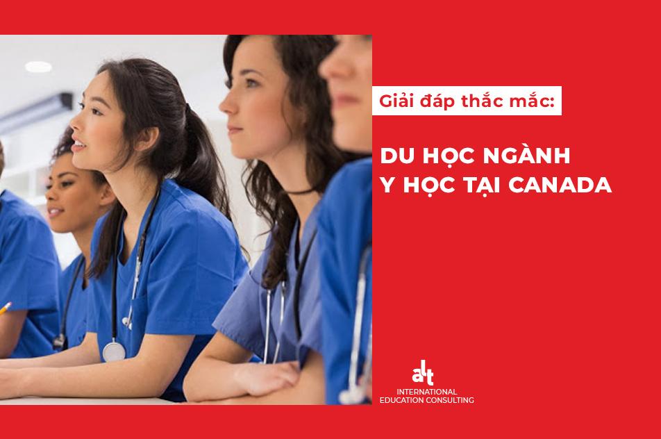 ALT Scholarships: Giải đáp thắc mắc: Ngành Y tế - Chăm sóc sức khỏe tại Canada