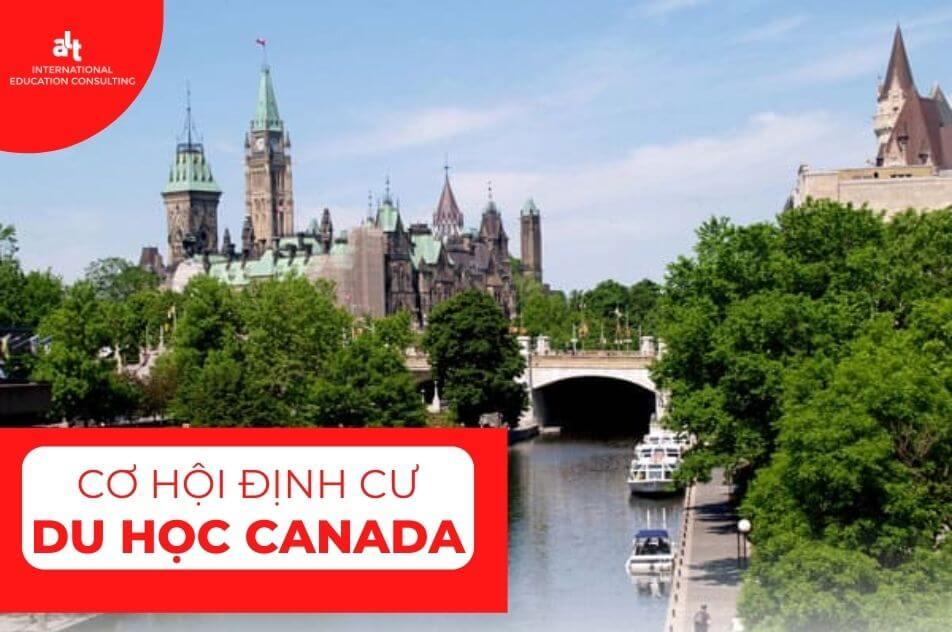 Du học định cư Canada – Chính sách định cư Canada mới nhất