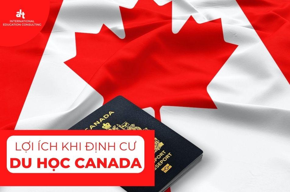 du học định cư Canada