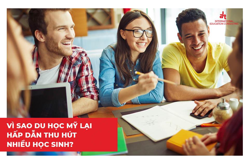 Thông tin ALT Scholarships: Tổng quan về Du học Mỹ