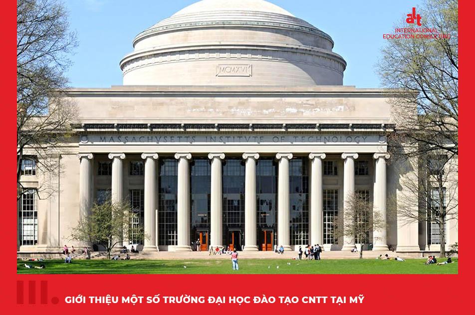 Ngành CNTT - khoa học máy tính tại Mỹ