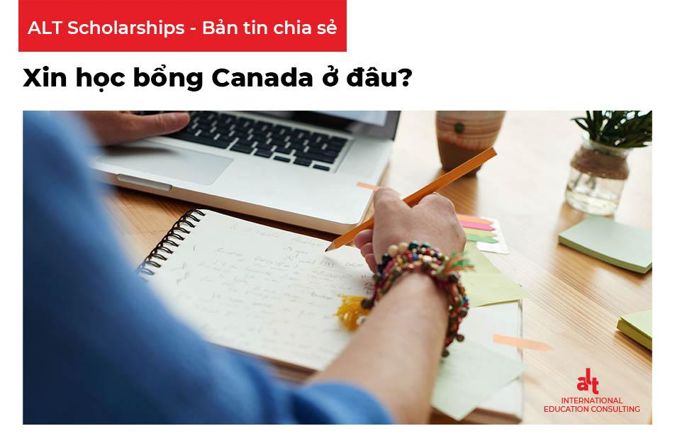 Kinh nghiệm săn học bổng Canada