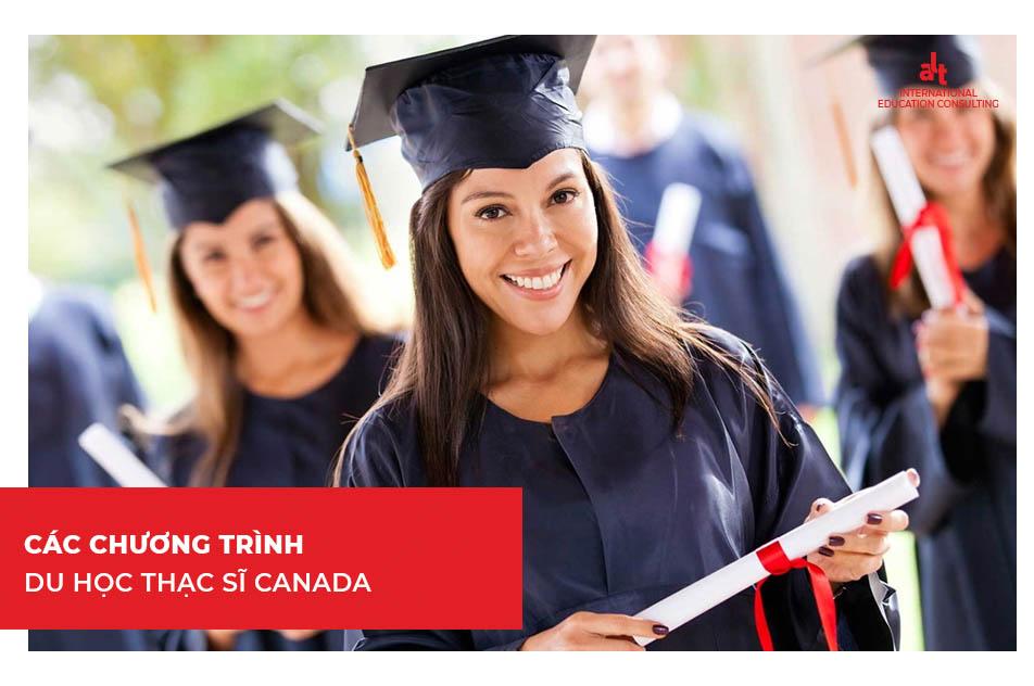Du học thạc sĩ ở Canada