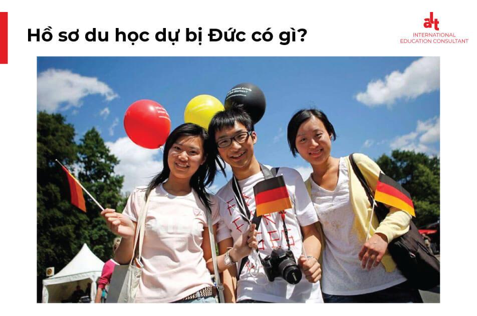Lộ trình du học dự bị Đức