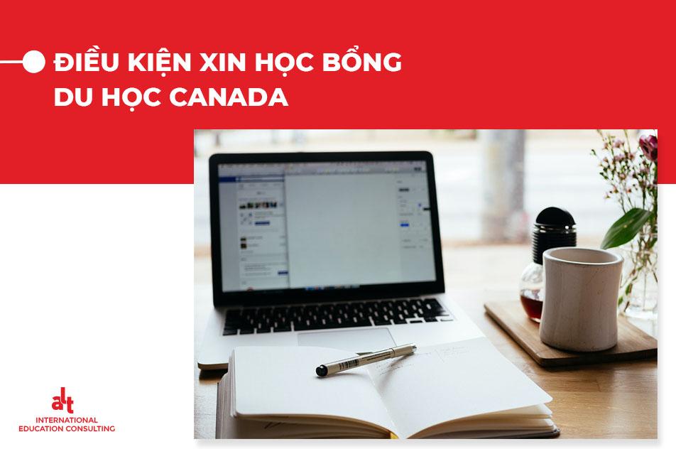 hồ sơ xin học bổng Canada