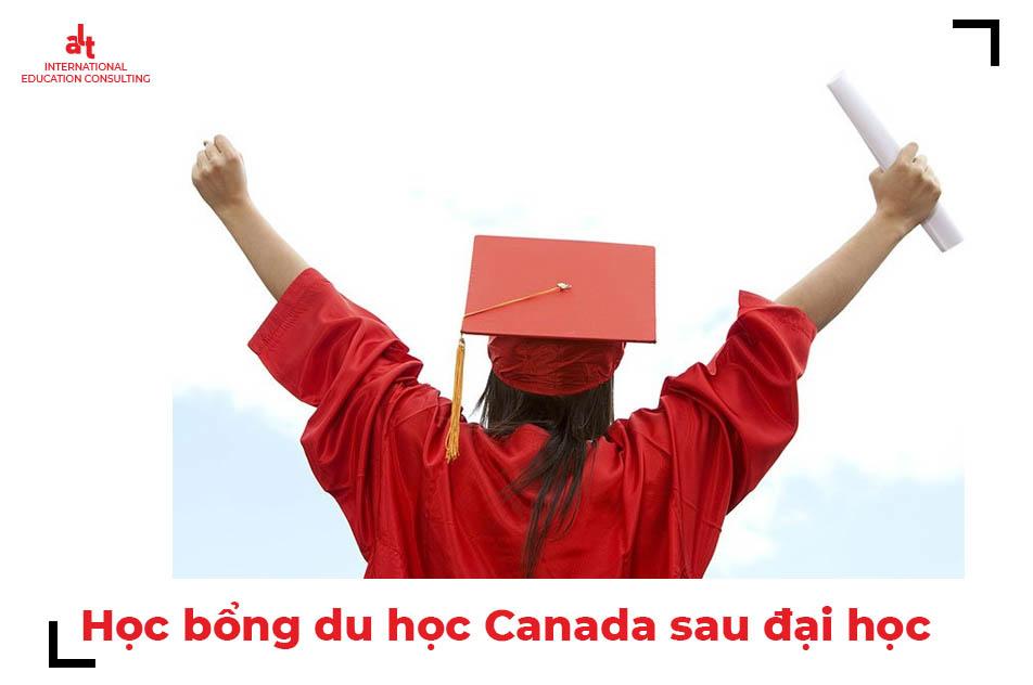 Học bổng du học tại Canada