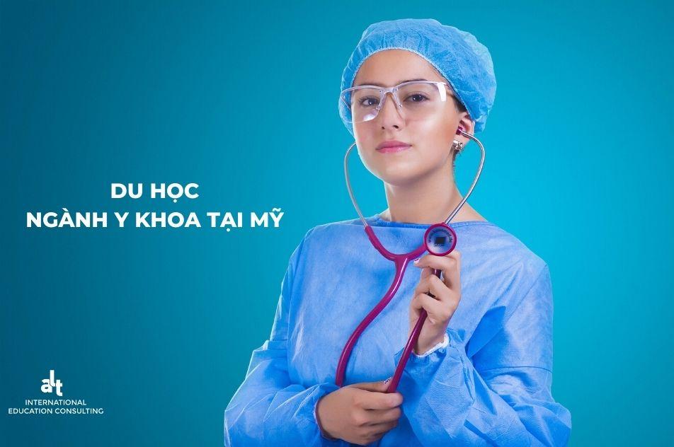 du học mỹ ngành y khoa
