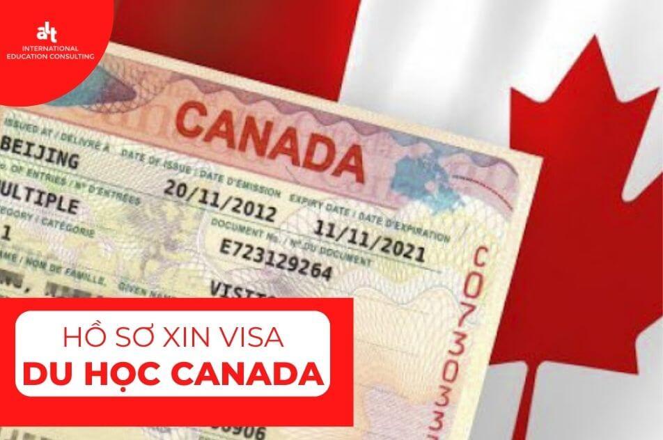 Hồ sơ xin visa du học Canada cần những gì ?