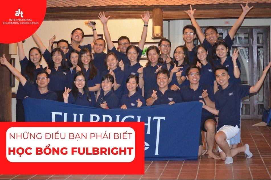 Kinh nghiệm xin Học Bổng Fulbright – Học bổng Mỹ danh giá bậc nhất